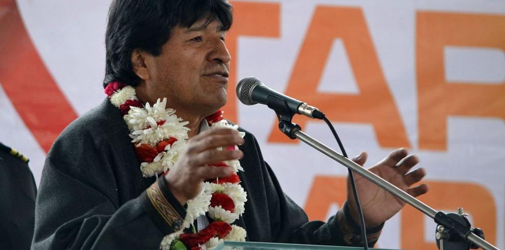 """Morales advierte de """"problemas económicos"""""""