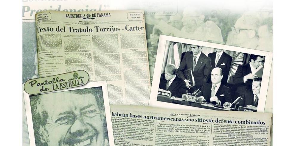 Tratados Torrijos-Carter: la piedra que reemplazó a la daga