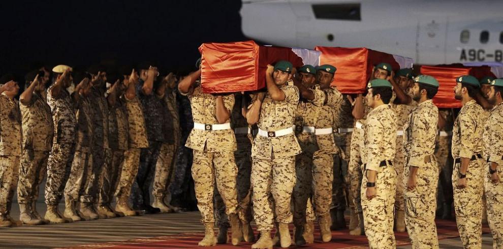 Coalición internacional pierde a 60 soldados