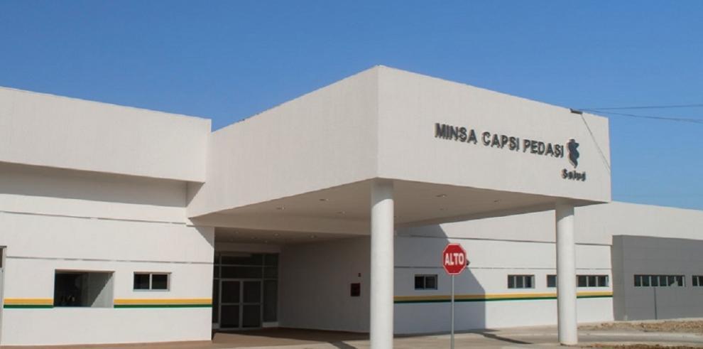 Pedasieños se benefician con Minsa Capsi