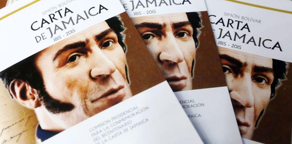 Carta de Jamaica o el retrato histórico sobre nuestro futuro