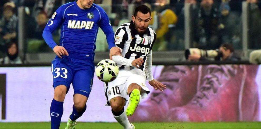 Juventus gana con lo justo y se acerca más al campeonato