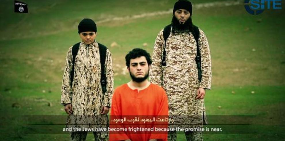 El EI afirma haber ejecutado a un árabe israelí acusado de espionaje