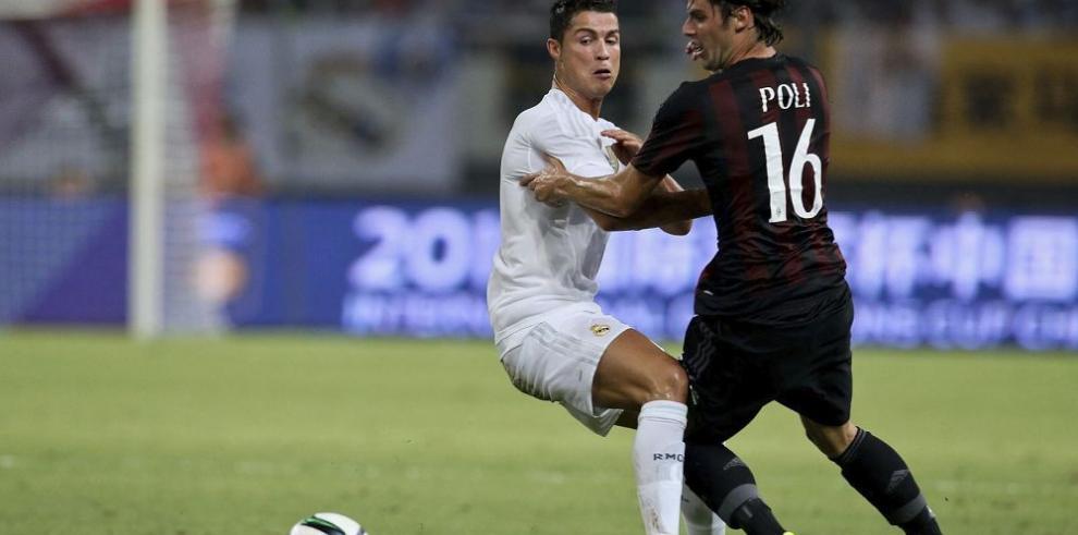 Real Madrid vence al Milan en los penales