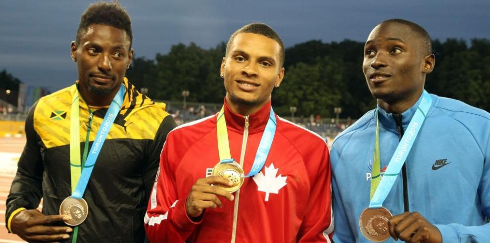 Alonso Edward gana la segunda medalla para Panamá en Panamericanos