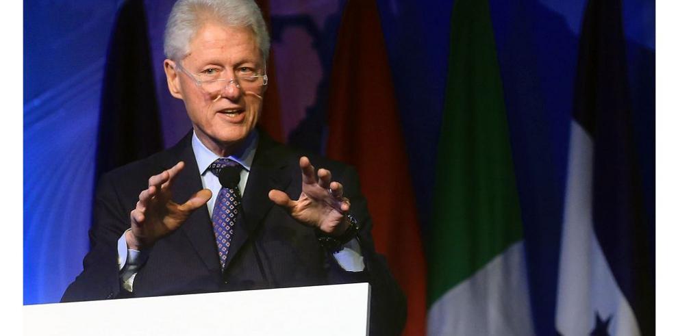 Bill Clinton inaugurará parque eólico de Coclé
