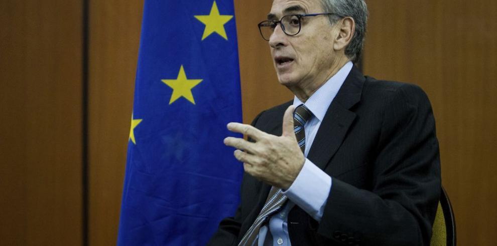 Eurodiputados se reúnen con los familiares de políticos presos