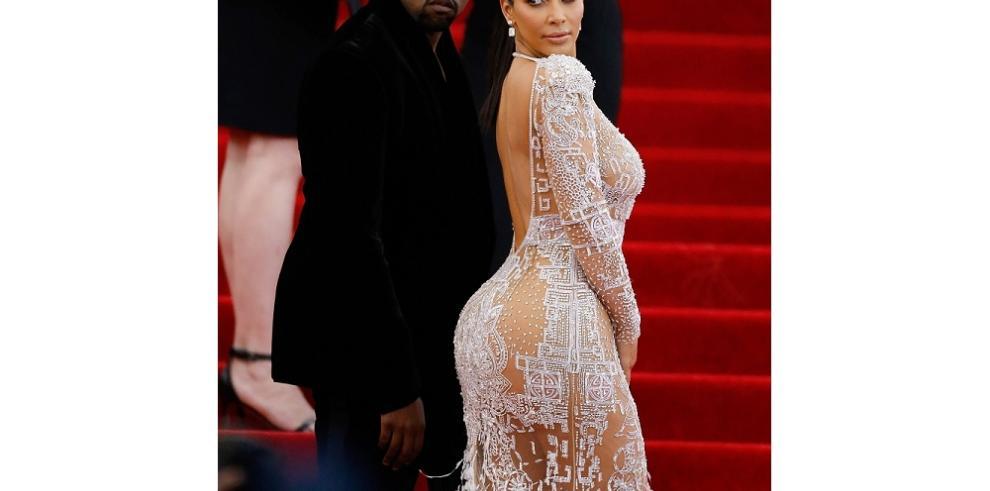 Kim Kardashian podría estar esperando gemelos en su segundo embarazo