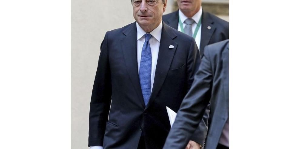 BCE sube límite de línea de financiación