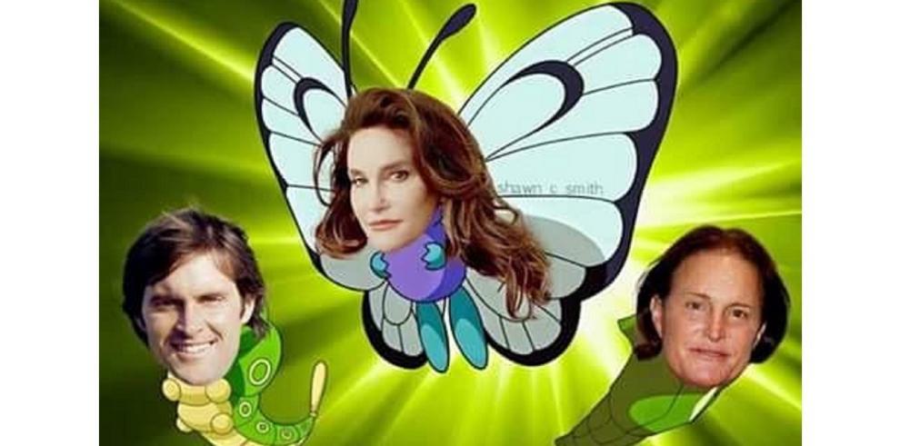 Memes de famosos comparándolos con Caitlyn Jenner