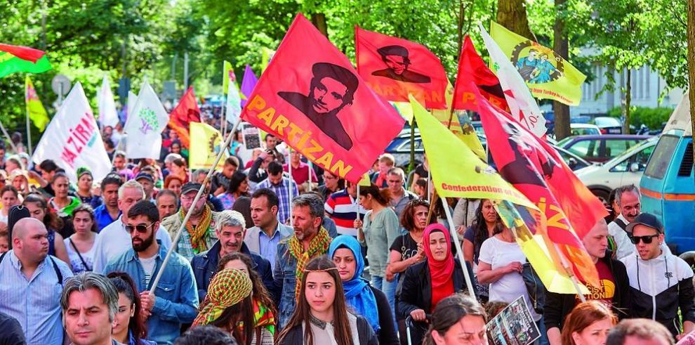 Pulso entre el Gobierno y la izquierda kurda