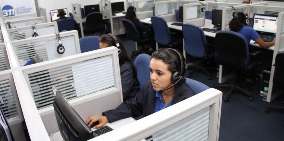 311 atiende más de 300 mil llamadas en los primeros cuatros meses de 2015
