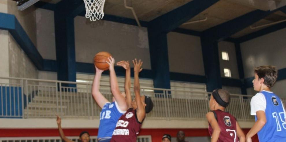 Liga de baloncesto Kiwanis se reanuda