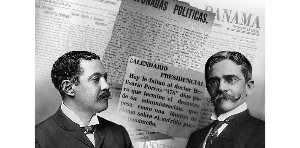 La gran escisión liberal: la ruptura entre Porras y Mendoza