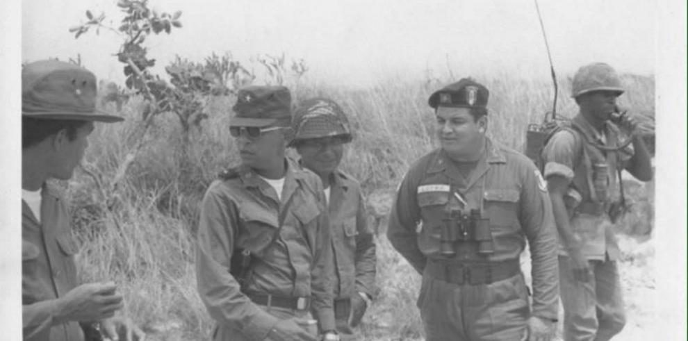 Coronel Rogelio Alba, el hombre que dio vida a los tomasitos