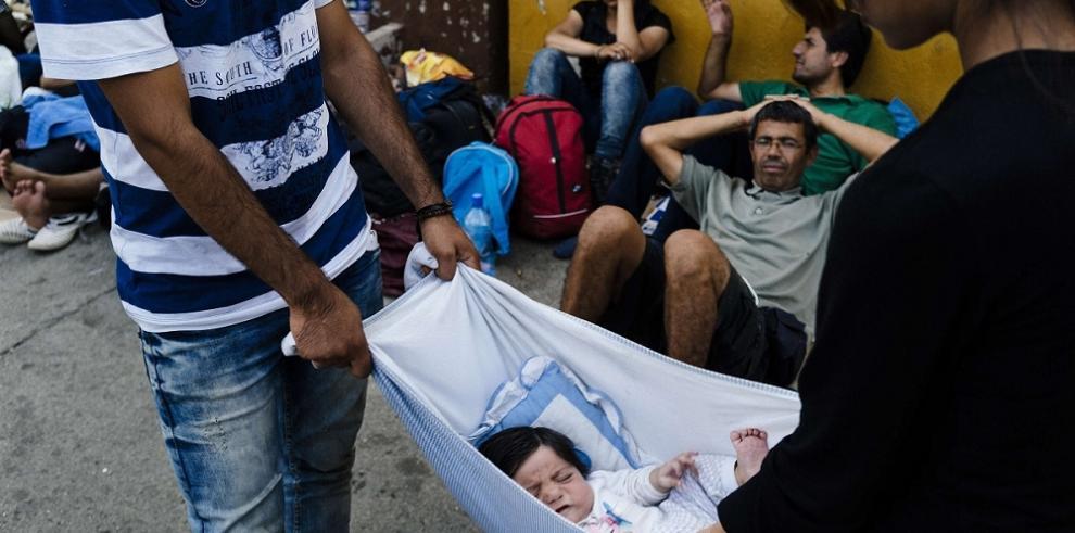 Las 20 imágenes más impactantes del 11 de agosto, 2015