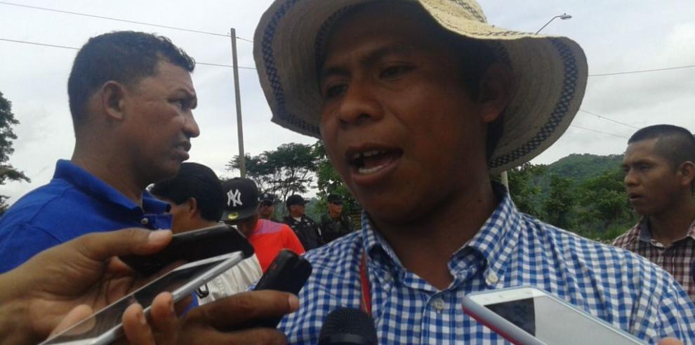 Indígenas dan plazo al Gobierno hasta el viernes para retomar diálogo