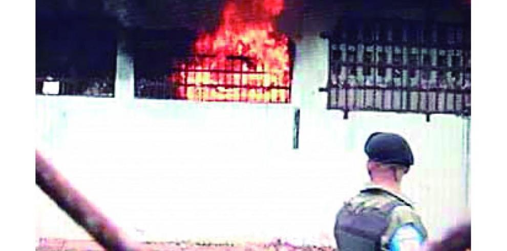 Radiografía del caso de los quemados de Tocumen
