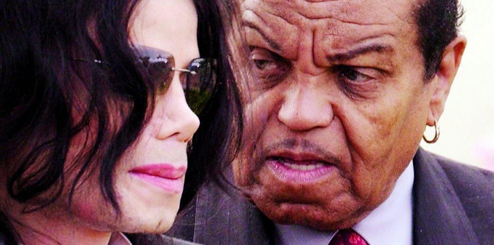 Una fiesta de lujo para el padre de Michael Jackson