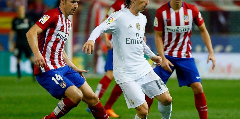 Derbi madrileño igualado y Villarreal sigue de líder