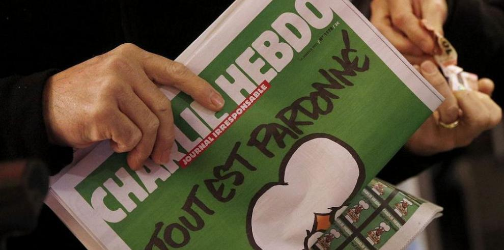 'Charlie' provoca al terrorismo con una tirada histórica