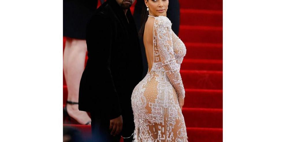 Kim quiere un cuerpo como el de JLo