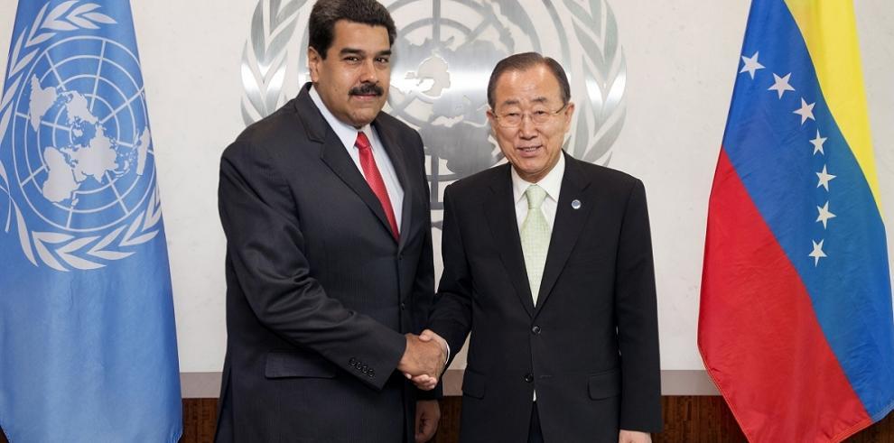 ONU enviará misión a Venezuela y Guyana para tratar diferendo