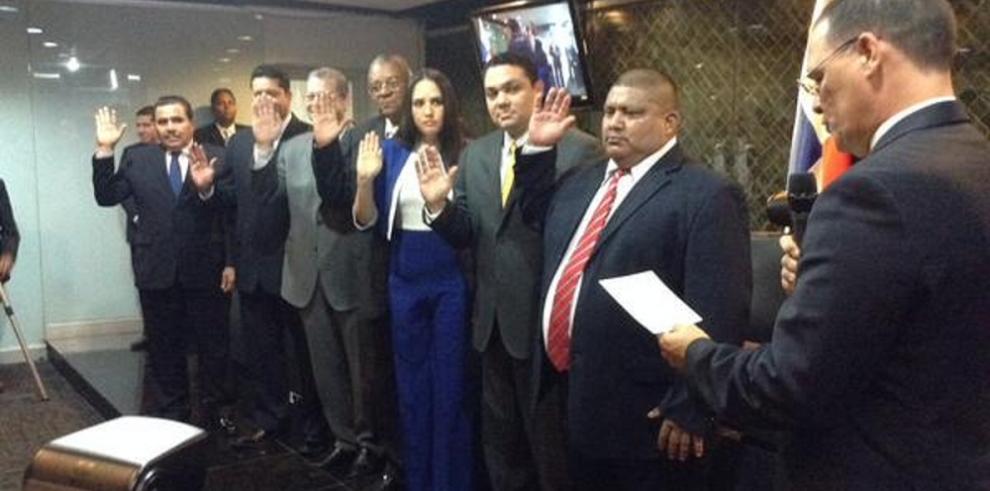 Instalan comisión permanente de la Asamblea Nacional
