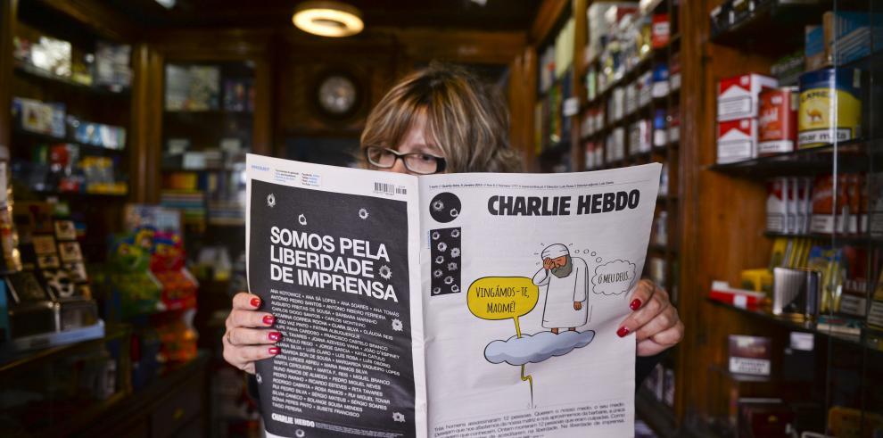 Próximo Charlie Hebdo tendrá una tirada de 3 millones de ejemplares