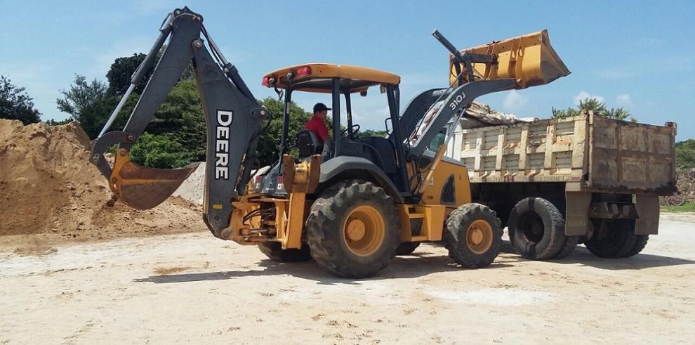 Decomisan arena en Aguadulce y Antón