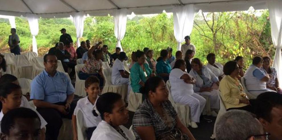 Invertirán $45 millones en mejoras sociales para Isla Colón