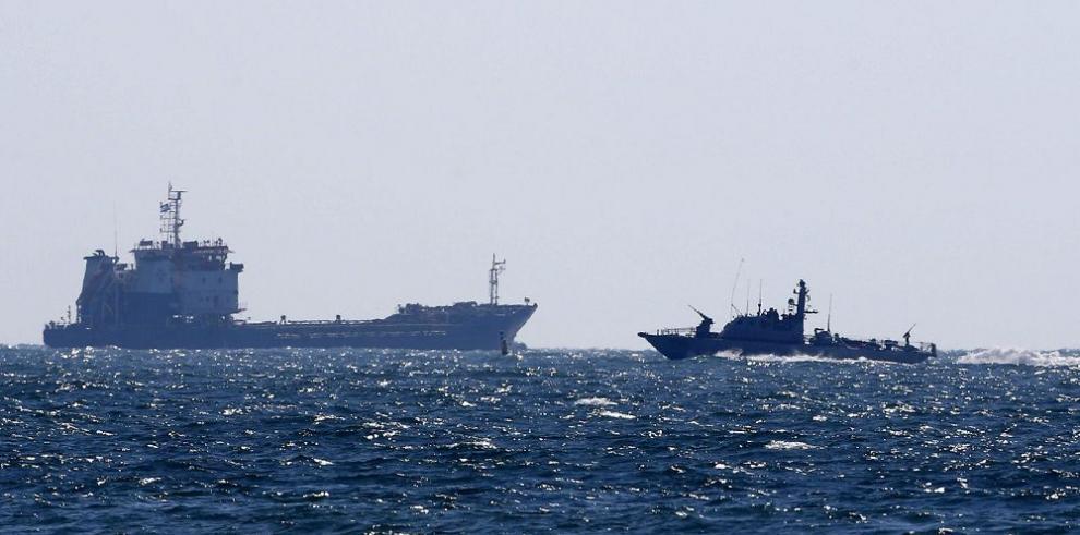 Israel intercepta barco con activistas propalestinos