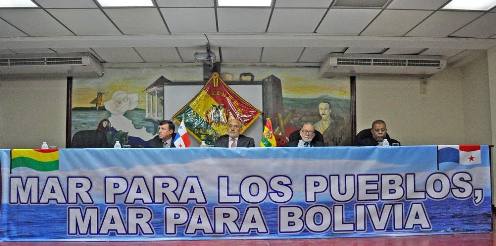 Mesa: Bolivia nunca renunciará al mar