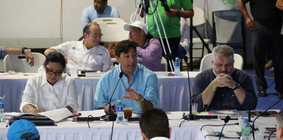 Gabinete aprueba medidas para revitalizar la economía de Colón