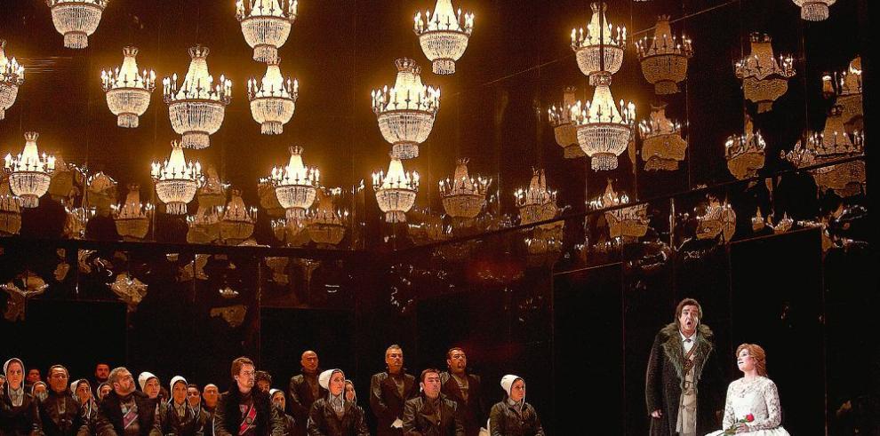 "Tenor debutará con ópera para ""aficionados morbosos"""