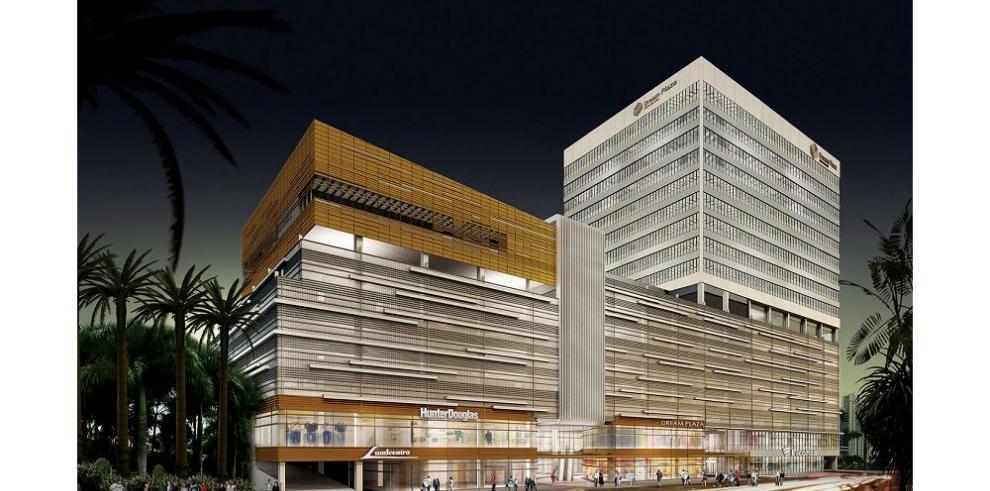 Construyen el edificio más eficiente de Panamá