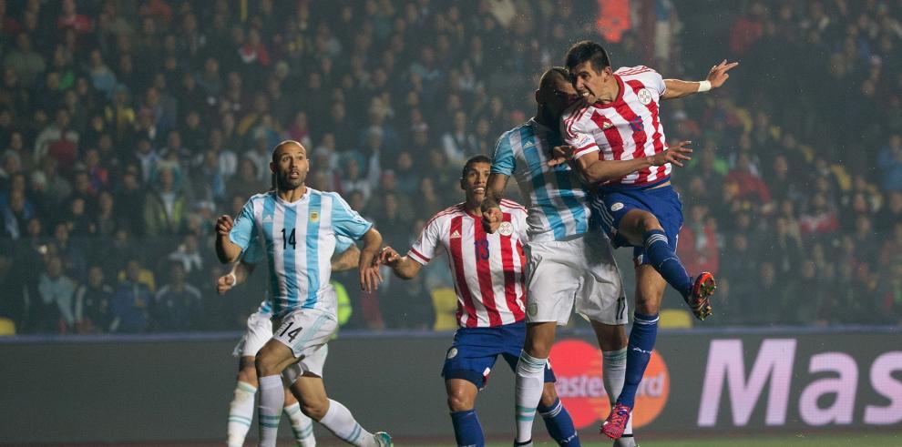 Argentina golea a Paraguay y pasa a la final de la Copa América