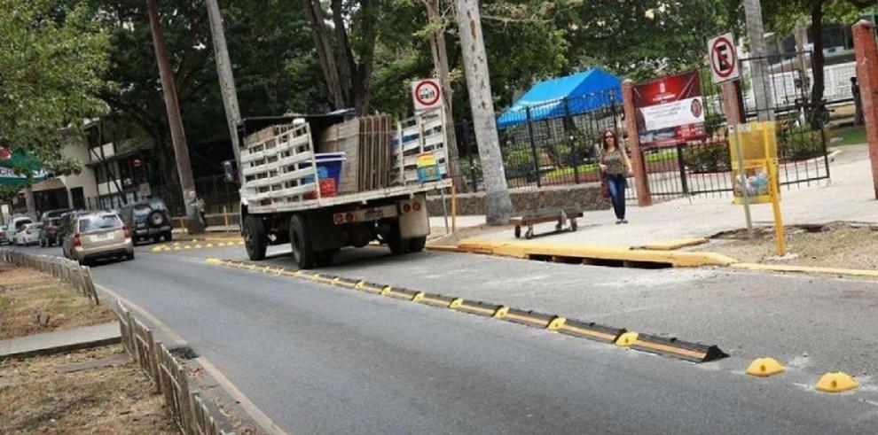 MOP inicia programa de reparación de calles
