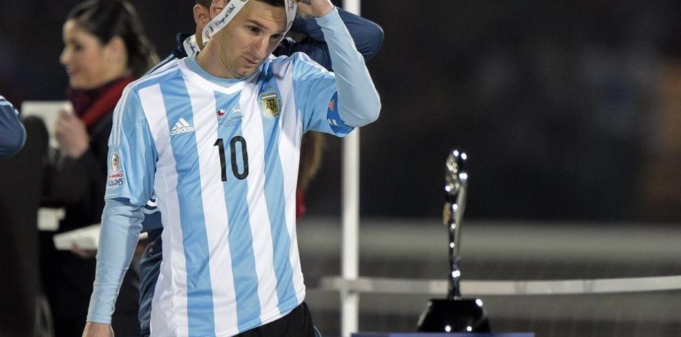 ¿Seguirá Messi en la selección argentina?