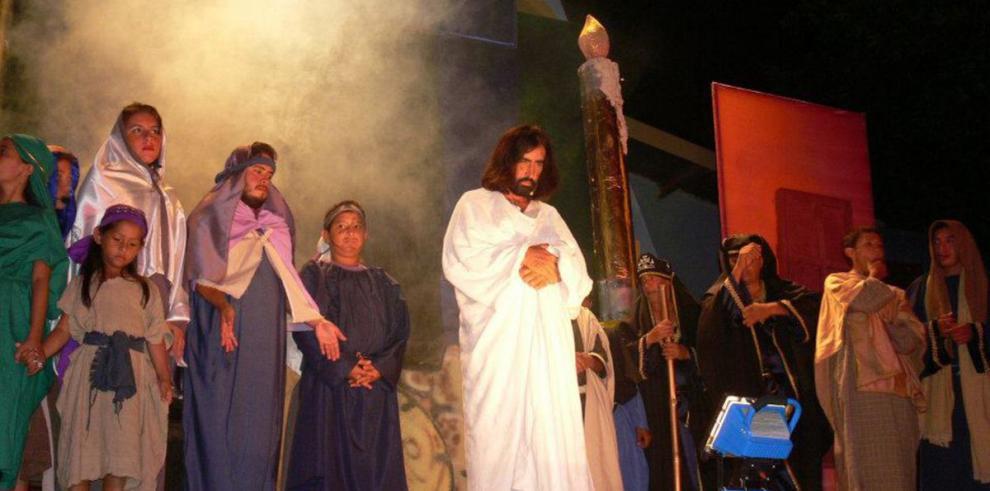 Río de Jesús, ya listo para su gran drama