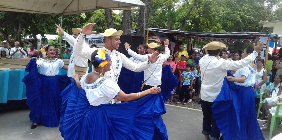 Sabores centroamericanos en La Pintada