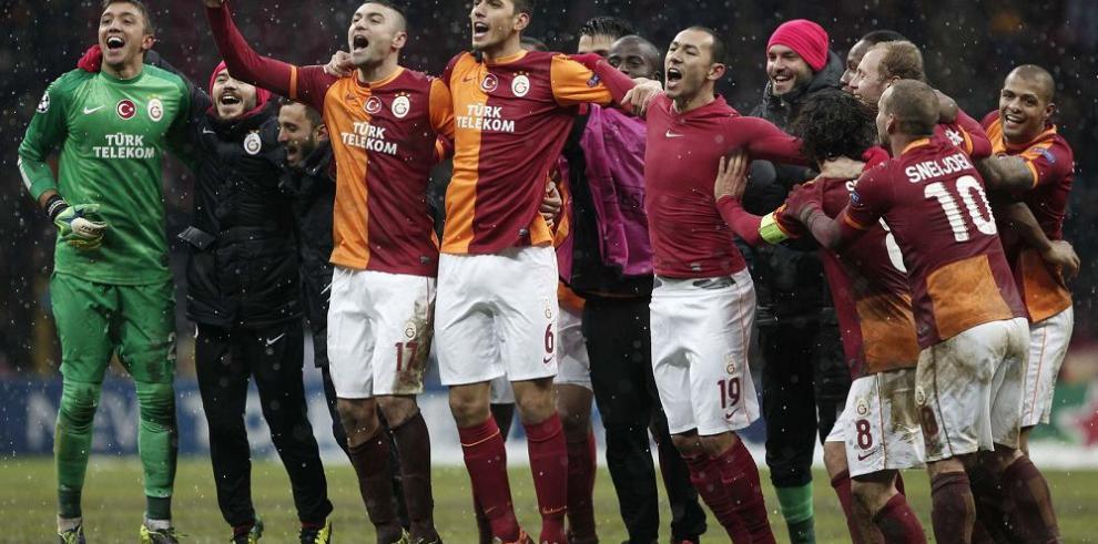 Galatasaray tropieza en casa ante el colista Mersin