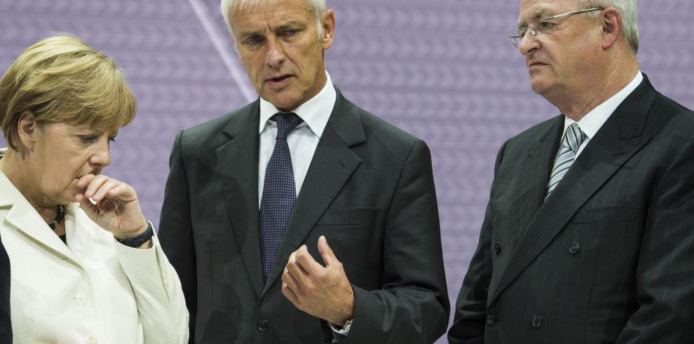 EEUU abre investigación penal contra Volkswagen