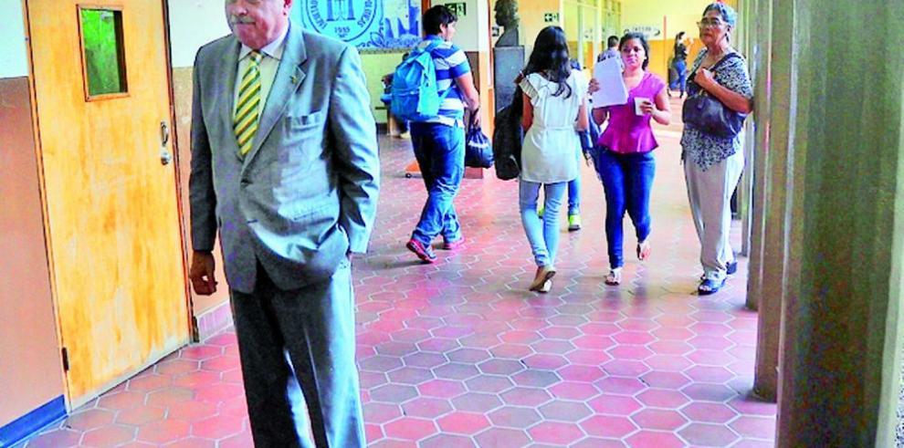 Bernal gana batalla en la Corte contra el Consejo de la UP