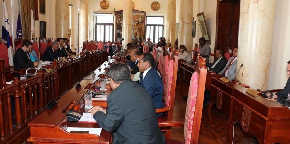 Concejo aprueba presupuesto de Panamá