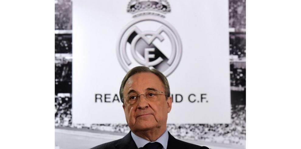 Florentino Pérez ratifica a Benítez y le da su respaldo