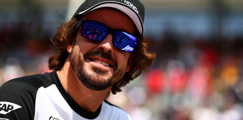 Alonso planea cerrar fuerte el año junto a su equipo