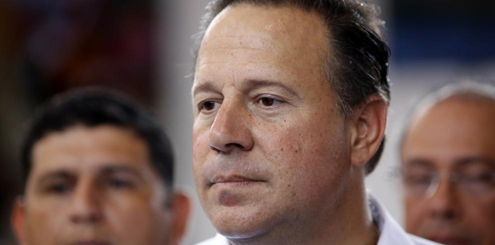 Varela sanciona ley para víctimas de intoxicación con heparina