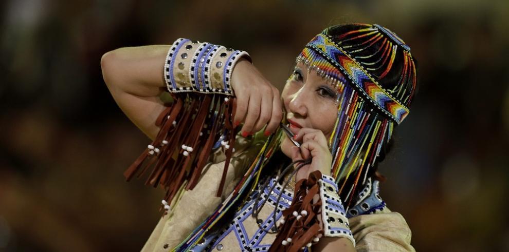 Belleza indígena decora Brasil