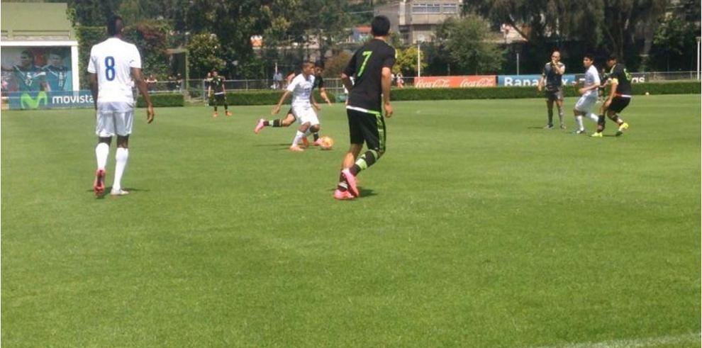 México aplastó a la selección sub-23